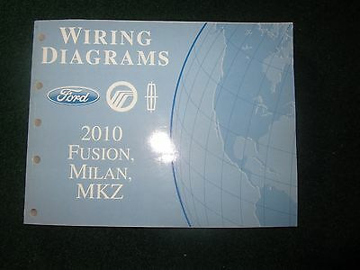 2010 ford fusion milan hybrid electrical wiring diagram service 2010 ford fusion mercury milan lincoln mkz electrical wiring diagram manual
