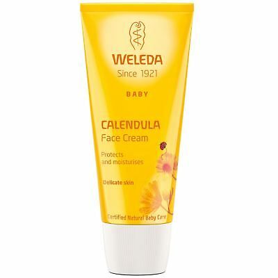 Weleda Calendula 50ml Face Cream Baby