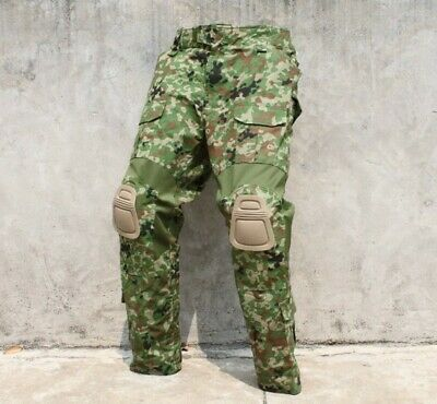 78dc76dae7aff TMC CP Gen2 style Tactical Pants Pad set JGSDF Camo for airsoft paintball XL