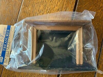 Dollhouse Miniature 1/12 Scale Wooden Fireplace Still Sealed