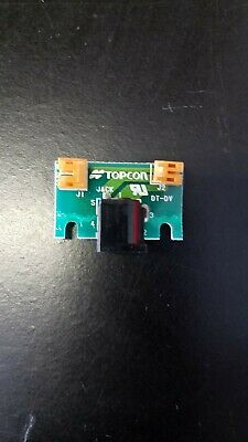 Topcon Lensometer LM-8 Jack PCB Board