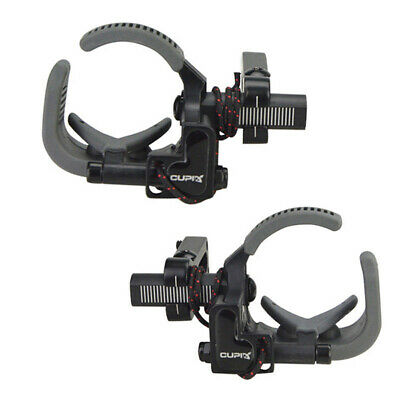 Arrow rest For compound bow Left Right hand Parts Aluminum alloy Plastic Useful