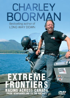 Charley Boorman: Extreme Frontiers - Race Across Canada DVD NEW