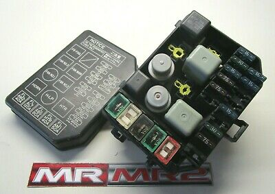 Toyota MR2 MK2 Turbo DENSO Relay 90987-02004 Mr MR2 Used Parts 1989-1999