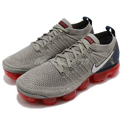 Nike Air Vapormax Flyknit 2 Dark Stucco/Grey [942842 010] Size 11US