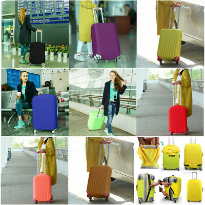 """18"""" 20"""" 22"""" 24"""" 28"""" Elastic Luggage Suitcase Bags Cover Protector Anti scratch"""