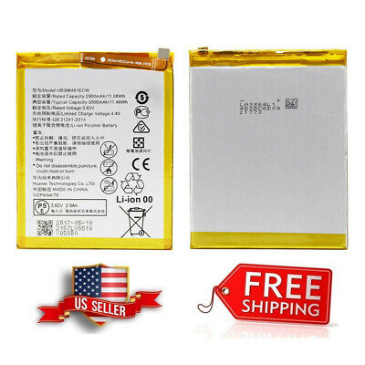 OEM US HB366481ECW 3000mAh Battery For Huawei  P9 Lite P10 lite Enjoy 8 Enjoy 7