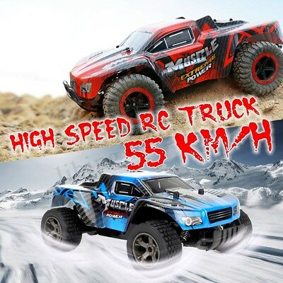 1:20 2.4G RC Racing Car 55km/h High Speed Radio  Remote Control  Off