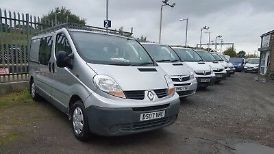 Vauxhall Vivaro/Trafic/Primastar.mostly No Vat.best Examples In The North West.