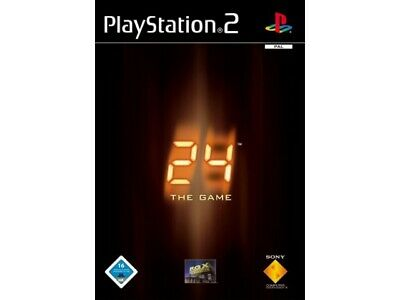 24 - The Game [PlayStation2] - AKZEPTABEL