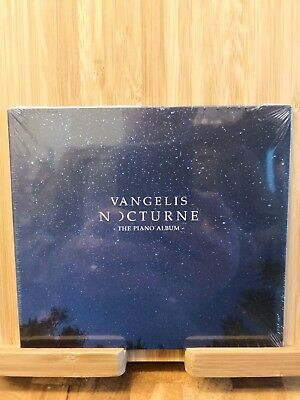Nocturne: The Piano Album - Vangelis (Album) [CD] new/sealed