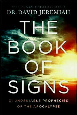 The Book of Signs <E-B00K <  By Dr. David Jeremiah 2019  {PDF} Fast Delivery