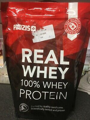 Prozis 100% Pure Real Whey Protein Powder 1kg - Passion Fruit