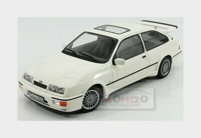Ford England Sierra Rs Cosworth 1986 White NOREV 1:18 NV182771 Model