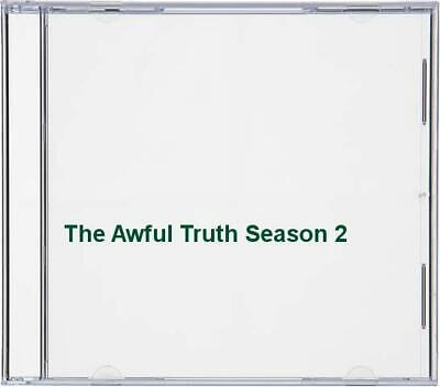 The Awful Truth Season 2 - DVD  9IVG The Cheap Fast Free Post