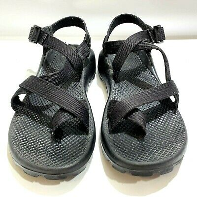 1a1fa2b2ee82 Chaco Z Sandals Black Size 9 W9 Toe Loop Women s Chacos Summer Hiking Beach