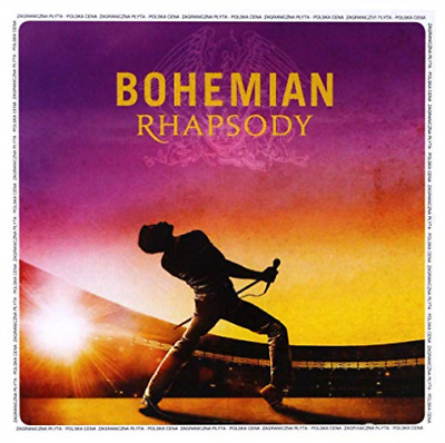 Queen - Ost  Bohemian Rhapsody CD NEW
