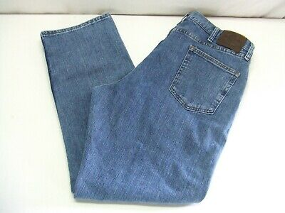 a8314696 Wrangler 9WRLAVS Relaxed Fit Denim Blue Jeans Mens Size (38x30) Ex. Cond.