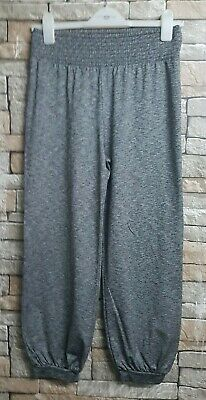 Girls Next Grey Herem Loose Trousers Size 12Yrs