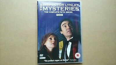 The Inspector Lynley Mysteries - Complete Series 5 (2 Disc DVD) Nathaniel Parker