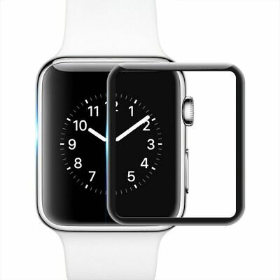 Full GLASS Screen Protector for Apple Watch Series 5/2/3/4 38/42/40/44mm iWatch