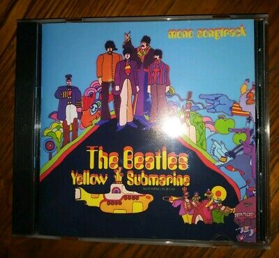 The Beatles: Yellow Submarine (Mono Songtrack) CD!