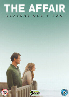 The Affair: Seasons 1 and 2 DVD (2016) Dominic West