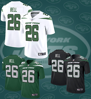 553e22a7ab4 HOT New Style Le'Veon Bell 26 New York Jets Men's Stitched Jersey 2019 🔥