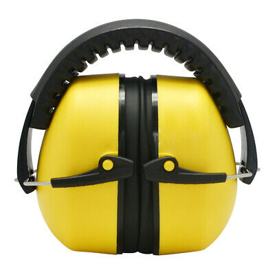 Folding Ear Defenders Protective Earmuffs Noise Cancelling Ear Covers A1X6
