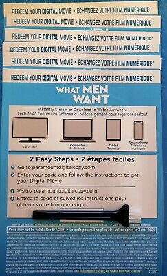 What men want  Canadian movie code
