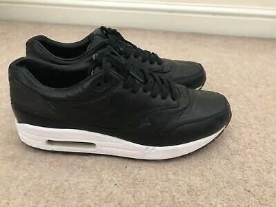 best website c0f0f 7ee82 🔥RARE🔥 Nikelab Nike Air Max 1 Pinnacle Premium Leather 859554 001 UK11