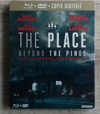 Blu Ray The Place EDITION STEELBOOK COLLECTOR fr