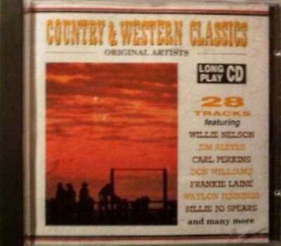 Various : Country & Western Classics CD Highly Rated eBay Seller, Great Prices