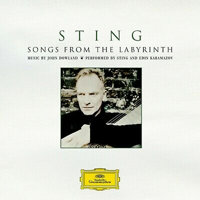 (CD) Sting -  Songs from the Labyrinth