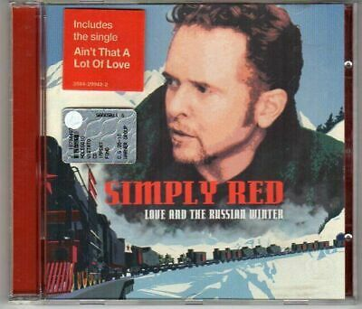 Cd Simply Red Nuovo Originale Sigillato
