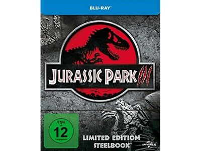 Jurassic Park 3 - Steelbook [Blu-ray] [Limited Edition] - SEHR GUT