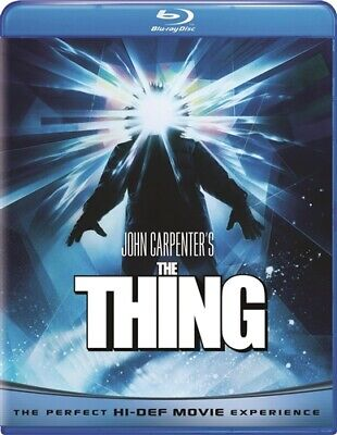 THE THING New Sealed Blu-ray 1982 Kurt Russell