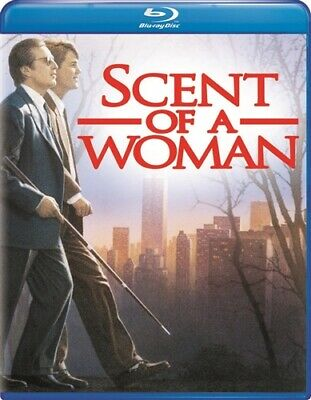 SCENT OF A WOMAN New Sealed Blu-ray Al Pacino Chris O'Donnell