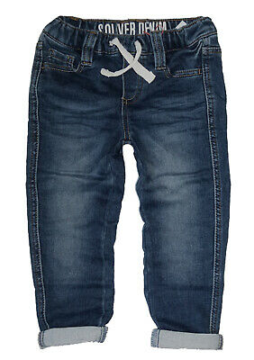 S.OLIVER Jungen Jogg Jeans / Hose in blue denim Reg Fit 0513 57Z7