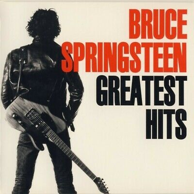 CD Bruce Springsteen Greatest Hits NEW OVP Sony BMG Music