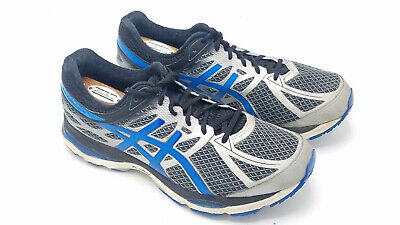 05fd1ae8dd7 Asics Gel Cumulus 17 Men's Blue White Athletic Running Shoes T5E0N Size 10.5  4E