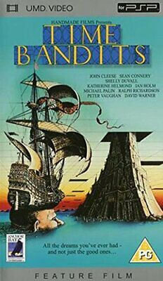 Time Bandits [UMD Mini for PSP] [1981] By John Cleese,Sean Connery.