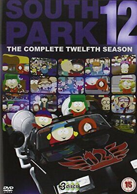 South Park - Season 12 (re-pack) [DVD].