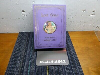 Lost Girls Vols. 1-3 Hardcover Box set, August 26, 2006 Excellent Pre Owned Cond
