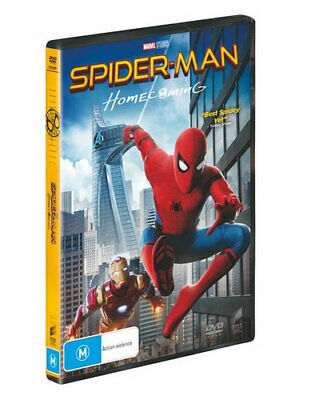 NEW Spider-Man : Homecoming DVD Free Shipping