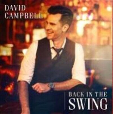 David Campbell, Back In The Swing, CD