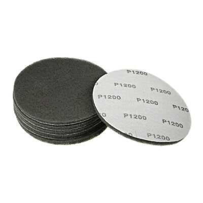 """Scrub Pad, 7"""" 1200 Grits Drill Brush Tile Scrubber Cleaning Scouring Pads 6pcs"""