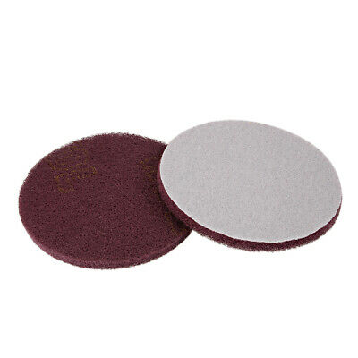 "Scrub Pad, 5"" Drill Brush Tile Scrubber Cleaning Scouring Pads 2pcs"
