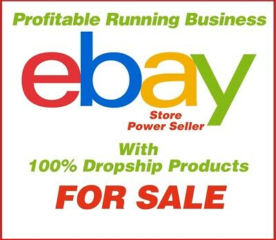 Ebay Power Seller Store For Sale (Top Rated Seller)