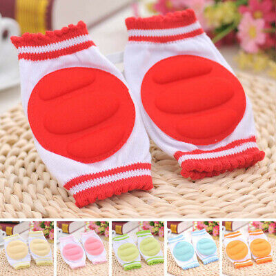 1 Pair Baby Children Crawling Protecting Pads Fashion Kids Infants Toddlers Safe